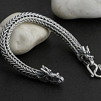 Silver bracelet - Art and Handicrafts - NepalB2B