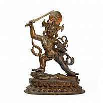 Tibetan Deities - Copper - Art and Handicrafts - NepalB2B
