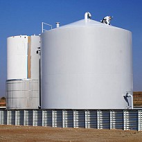 Oil Storage Tanks - Building and Construction - Metals and Equipments - NepalB2B