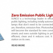 Zero Emission Public Lighting - Energy and Power - NepalB2B
