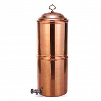 Copper Water Filter - Metals and Equipments - NepalB2B