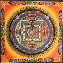 Kalachakra Mandala - Art and Handicrafts - NepalB2B