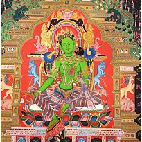 GREEN TARA - Art and Handicrafts - NepalB2B