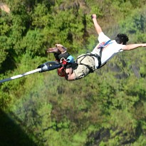 Bungy Jumping in Nepal - Travel and Trekking - NepalB2B