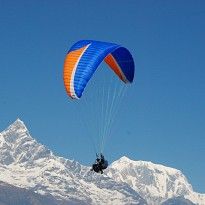 Paragliding - Travel and Trekking - NepalB2B