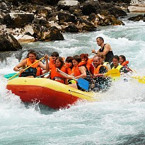 Rafting - Travel and Trekking - NepalB2B